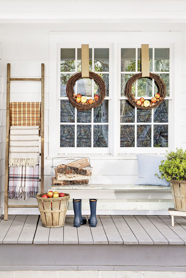 Beautiful neutral fall decor ideas-1