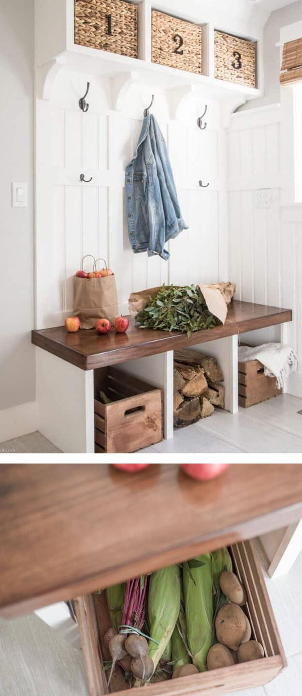 Beautiful neutral fall decor ideas-3