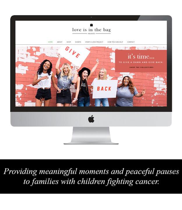 Branding Logo Design Website Design by Your Marketing BFF