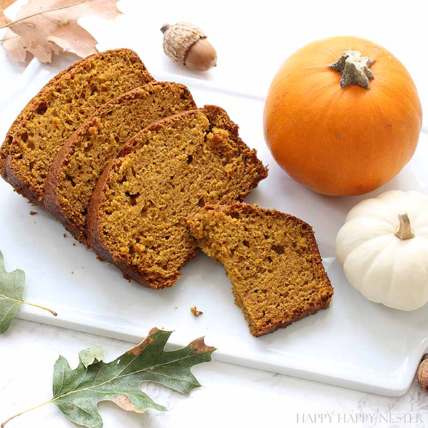 tarbucks Pumpkin Bread Copycat Recipe