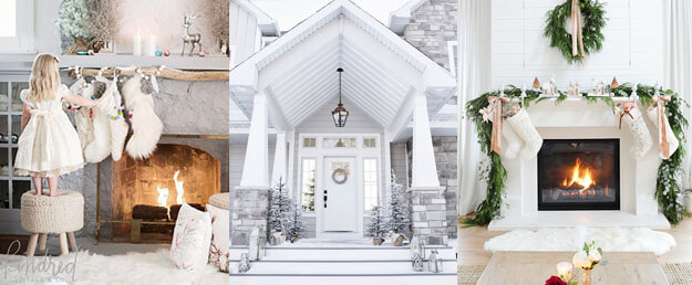 Best of Christmas Holiday Home Decor Favorites 2017