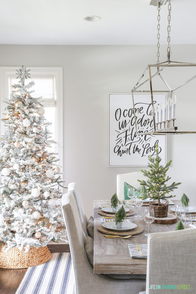 Best of Christmas Holiday Home Decor Favorites 2018-15