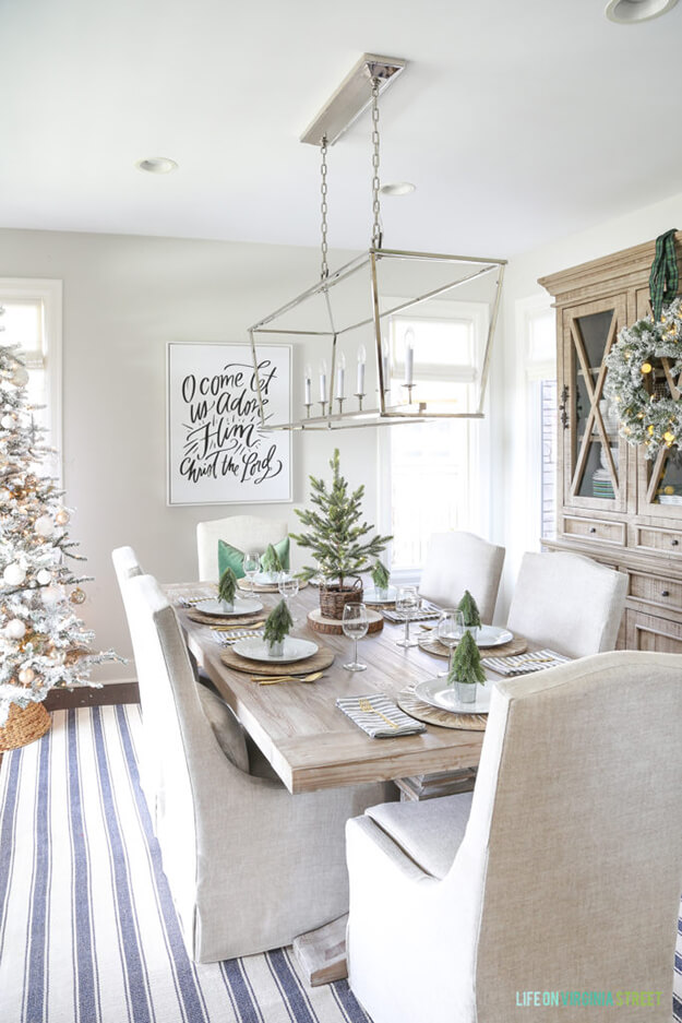 Best of Christmas Holiday Home Decor Favorites 2018-16