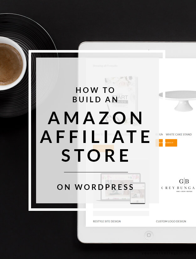 How To Build An Amazon Affiliate Store on WordPress – the easy way