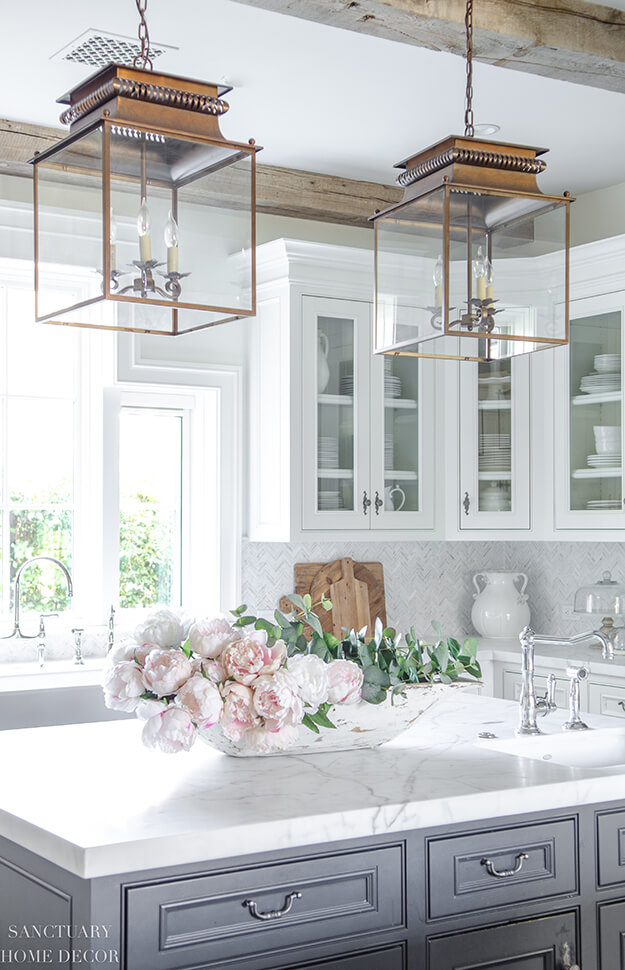 Spring Home Tour 2019 Sanctuary Home Decor
