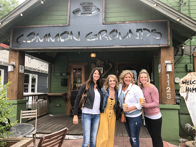 Common Grounds 3 Day Waco Texas Travel Guide