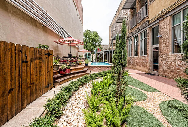 Green Door Lofts 3 Day Waco Texas Travel Guide-2