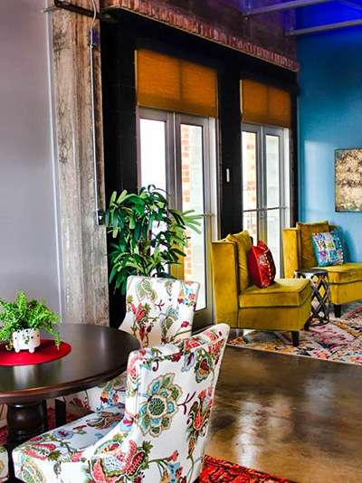 Green Door Lofts Boho Loft 3 Day Waco Texas Travel Guide-3