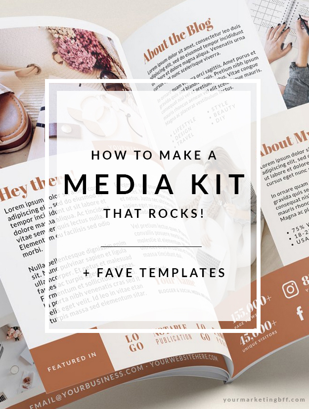 How To Make a Media Kit That Rocks - main