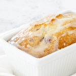 The Best Glazed Raspberry Bread Loaf-Feature