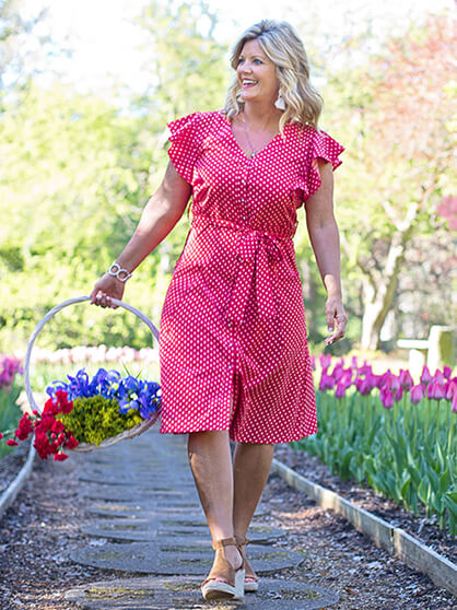 Tracy of Plaids and Poppies