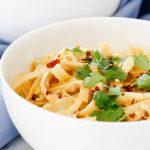 Cajun Chicken Fettuccine Crock Pot Recipe