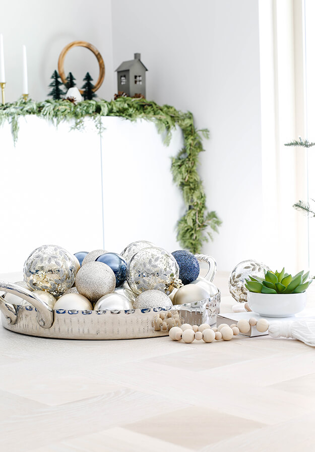 Modern simple blue and sage Christmas -4
