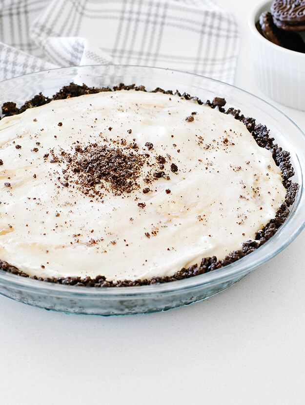 Kahlua Black Russian Pie Recipe