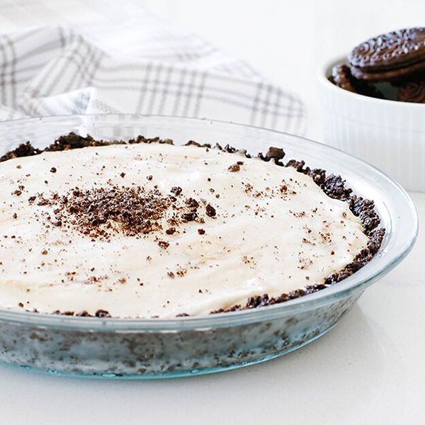 Kahlua Black Russian Pie