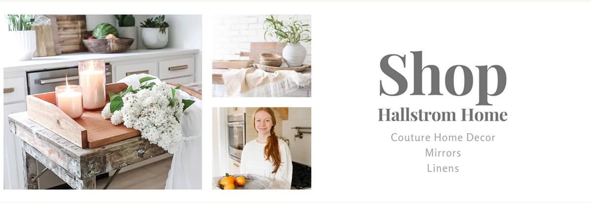 Hallstrom Home website design branding by Your Marketing BFF -4