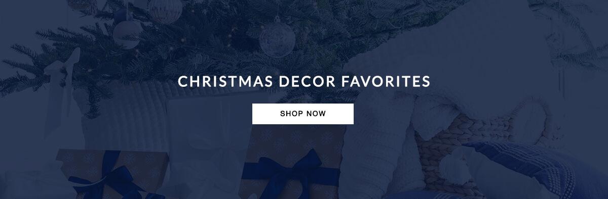 Christmas Decor Shopping - 2020