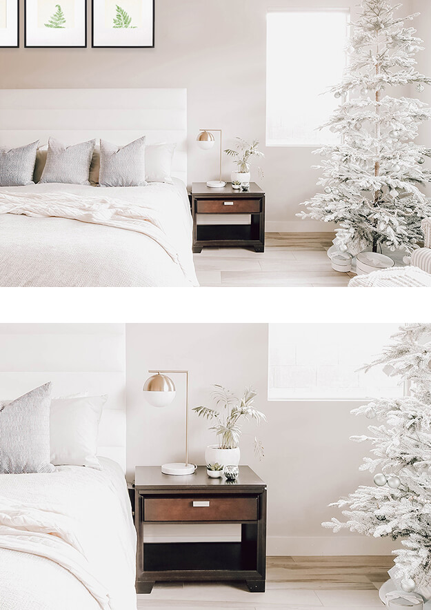 A Modern Cozy Scandinavian style Christmas