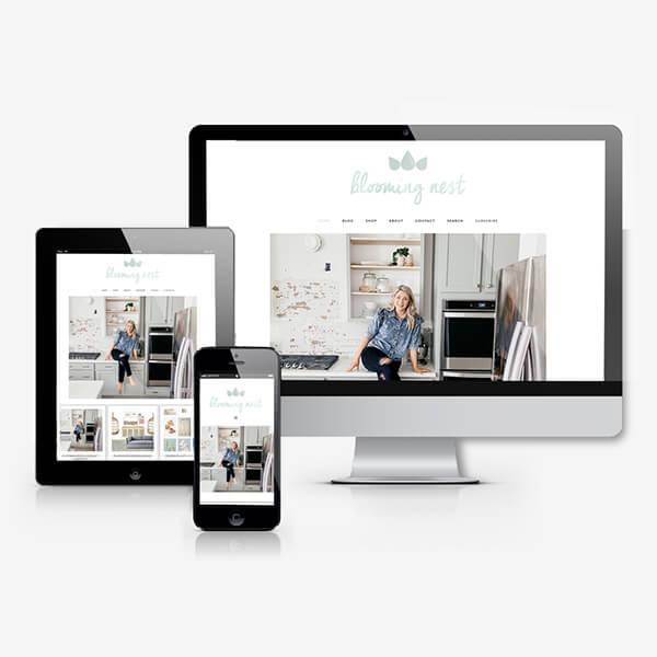 Refresh Site Design
